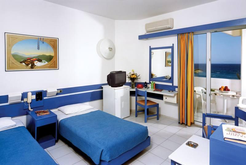 Hotel Rhodos Beach - Rhodos stad - Rhodos
